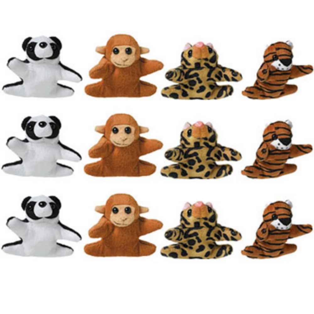 Nav Item for Mini Plush Animals 12ct Image #1
