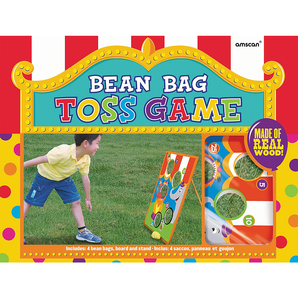 Bean Bag Toss Game Image #1