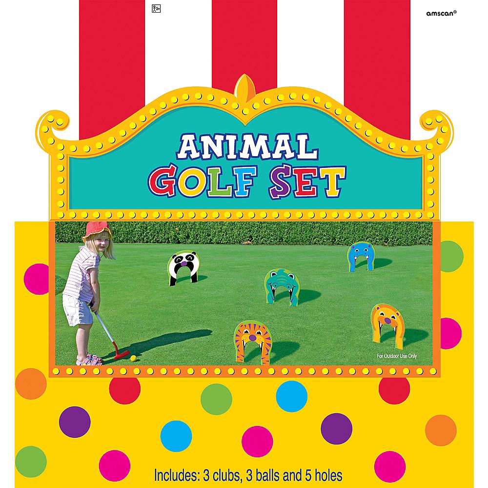 Animal Golf Set 11pc Image #1
