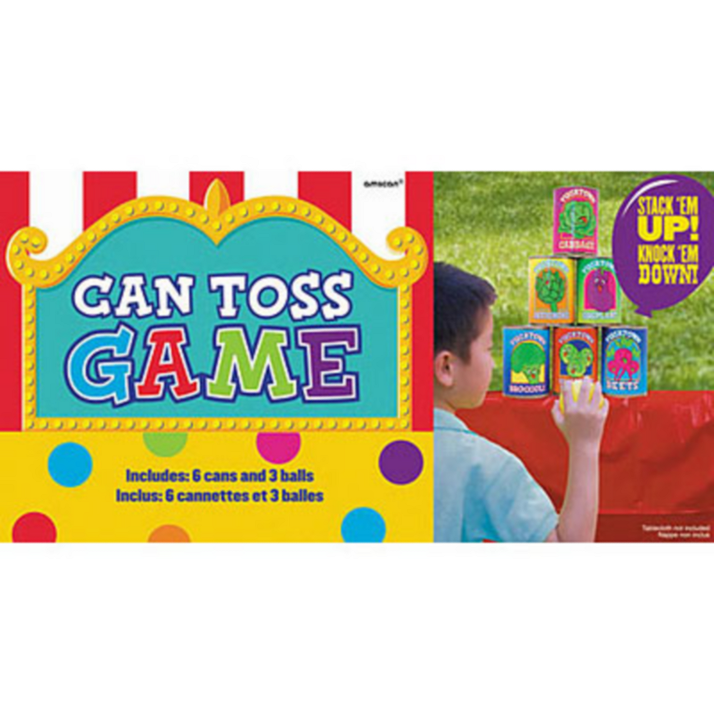 Nav Item for Can Toss Game Image #1