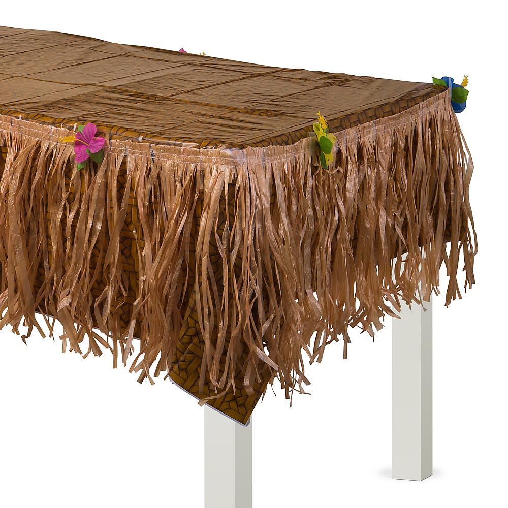 Luau Table Cover & Skirt Image #2