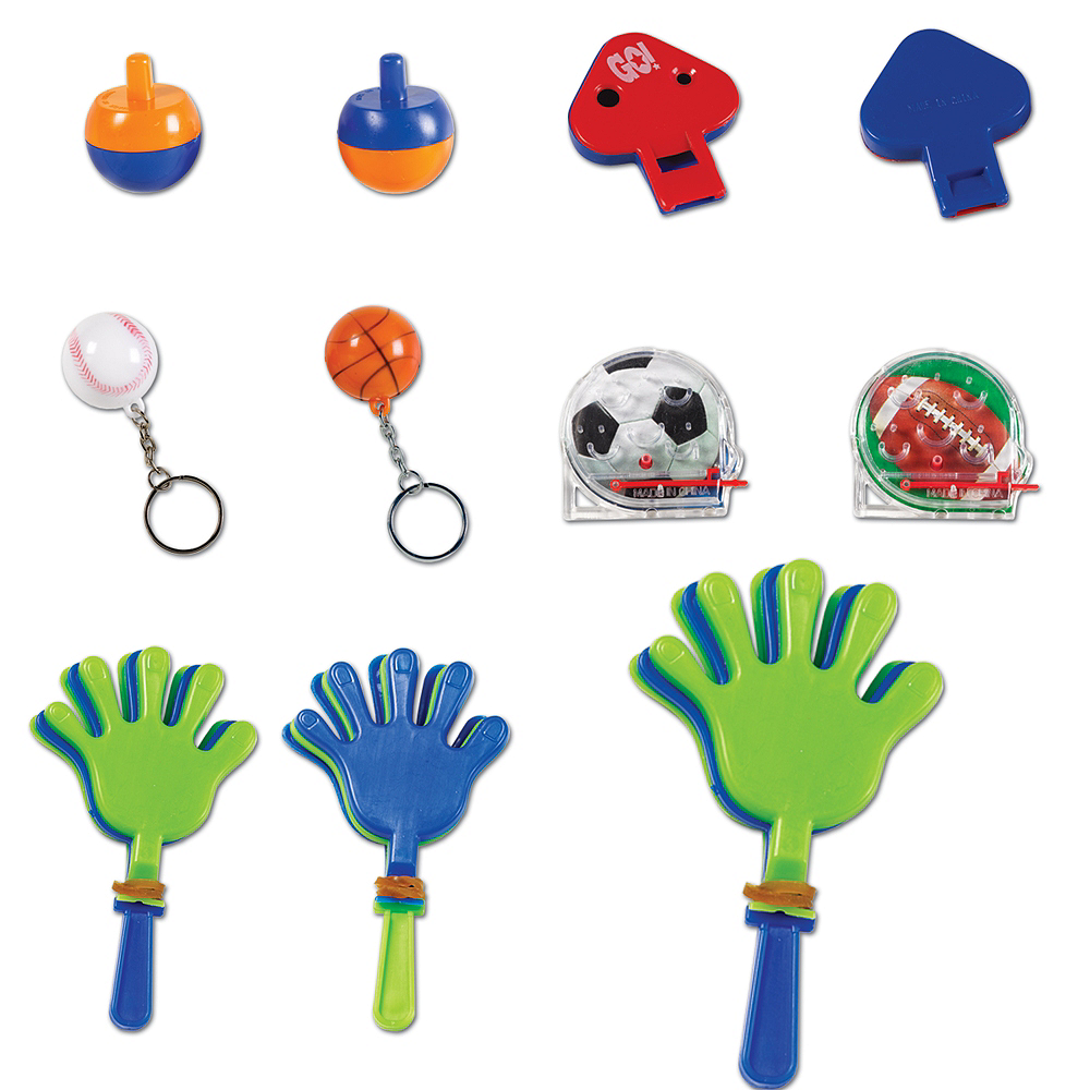 Play Ball Party Favors 100ct Image #1