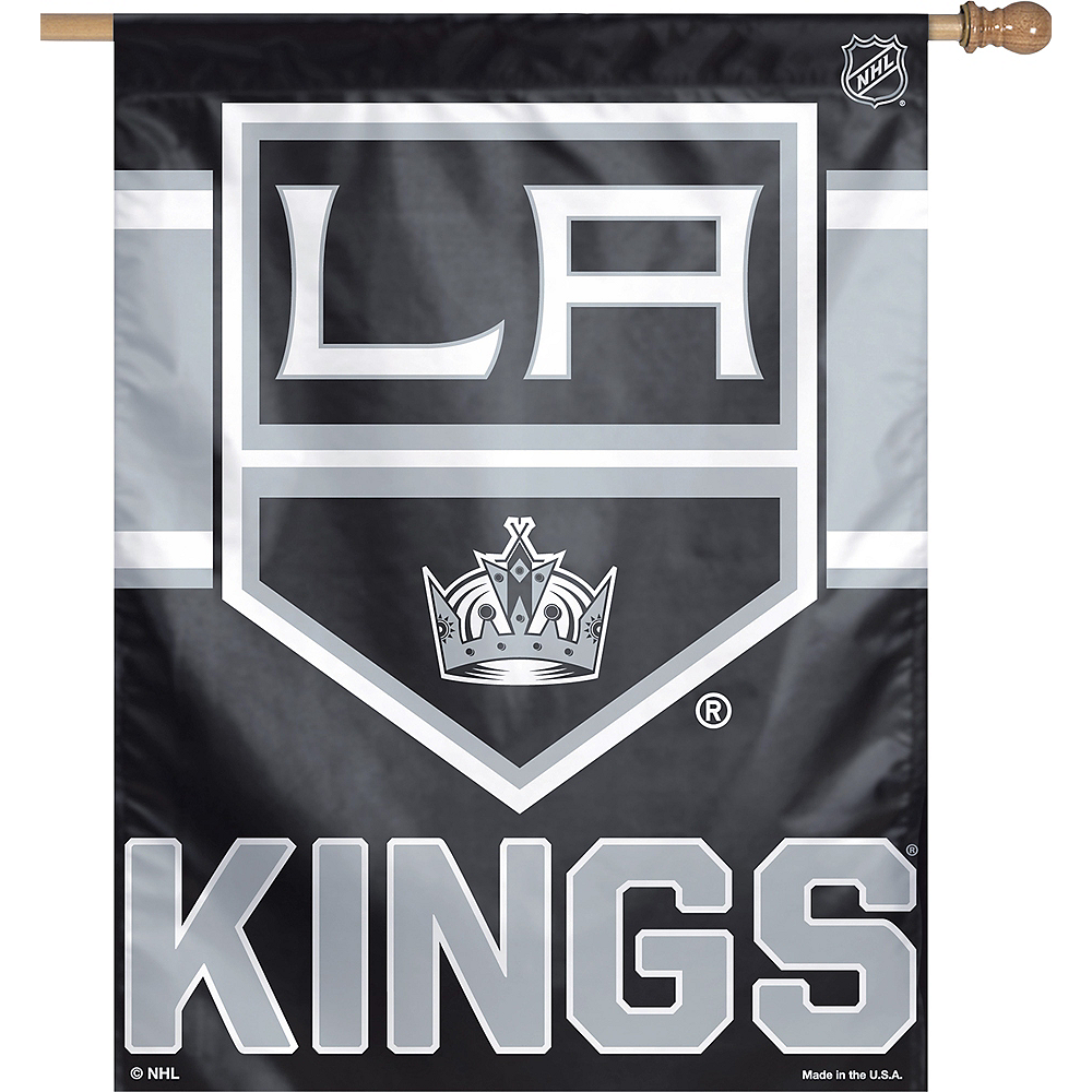 Nav Item for Los Angeles Kings Banner Flag Image #1