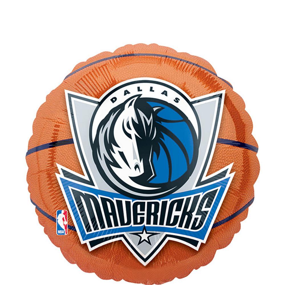 Dallas Mavericks Balloon - Basketball Image #1