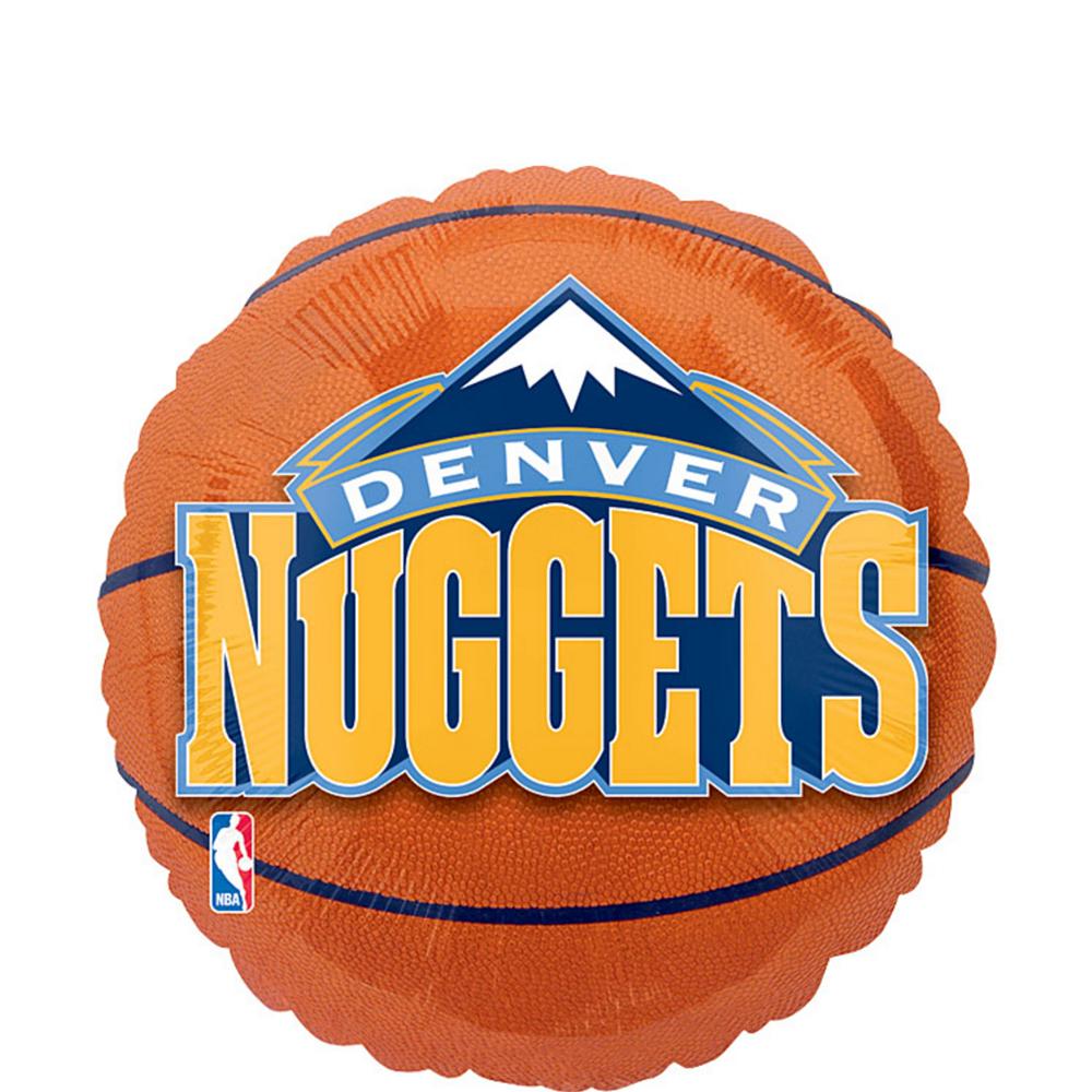 Denver Nuggets Balloon - Basketball Image #1