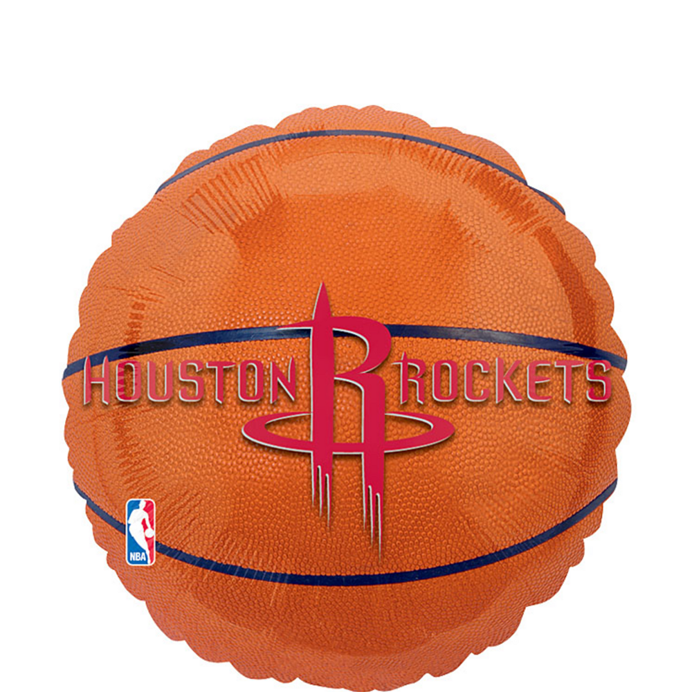 Houston Rockets Balloon - Basketball Image #1