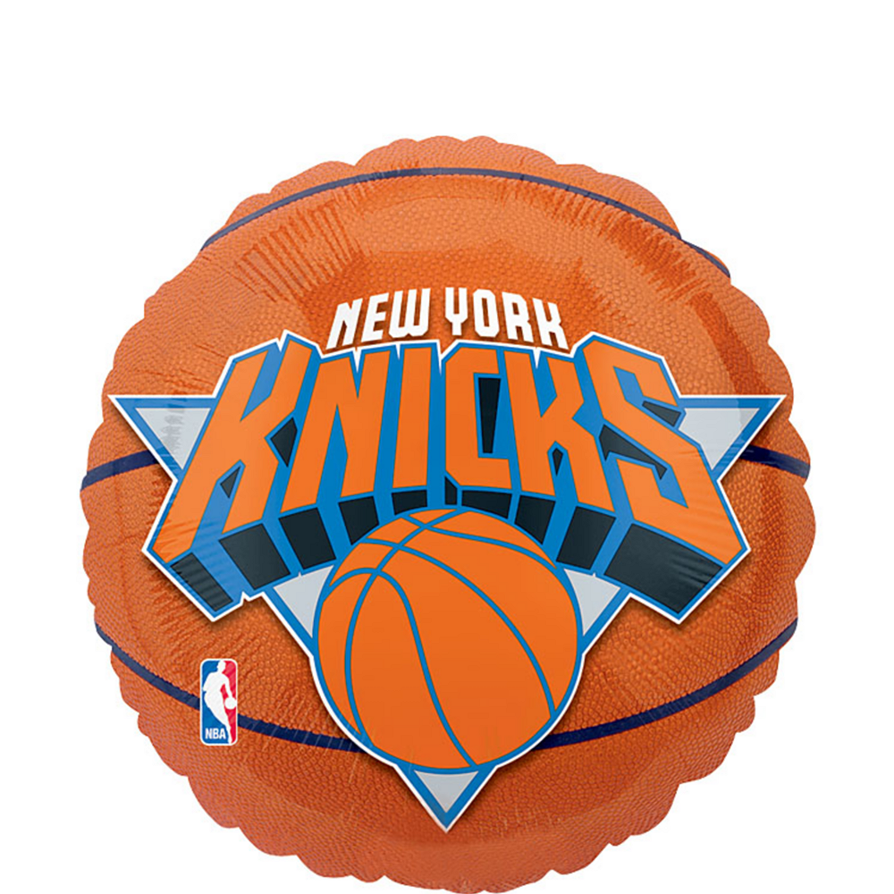 New York Knicks Balloon - Basketball Image #1