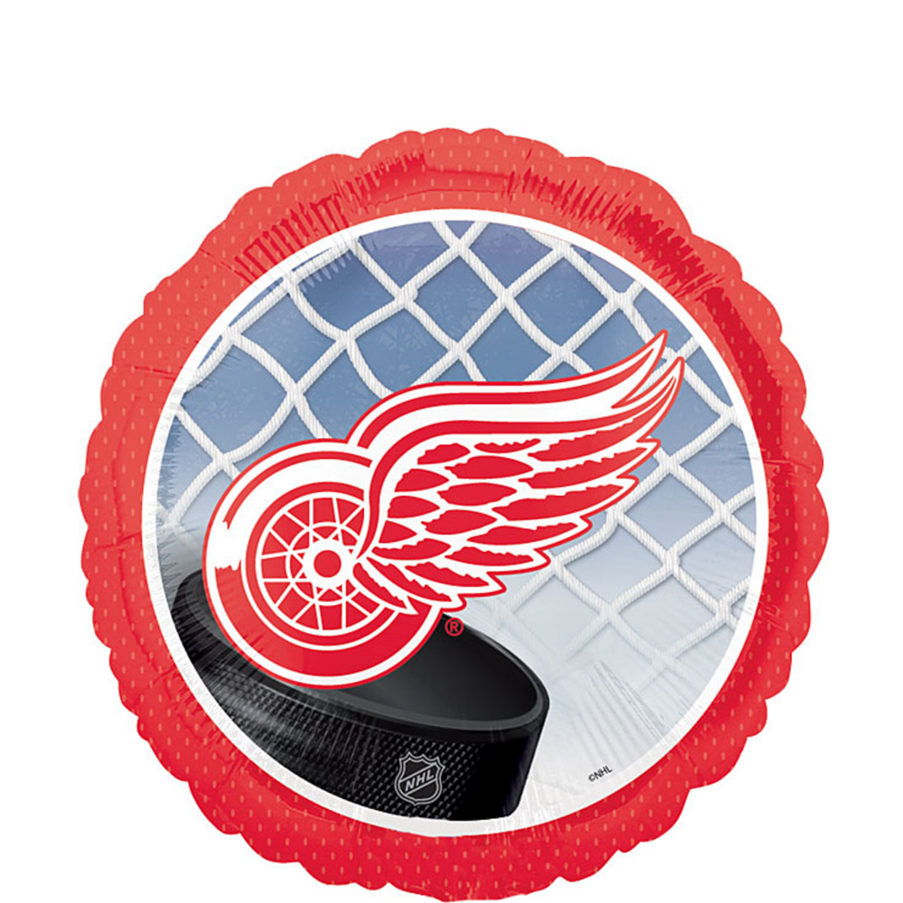 Nav Item for Detroit Red Wings Balloon Image #1