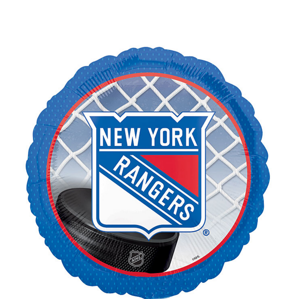Nav Item for New York Rangers Balloon Image #1