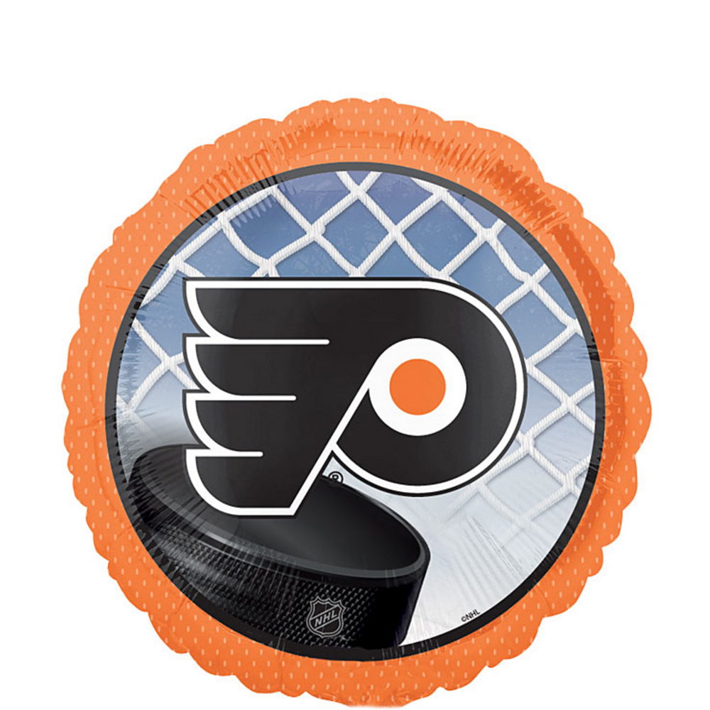 Nav Item for Philadelphia Flyers Balloon Image #1