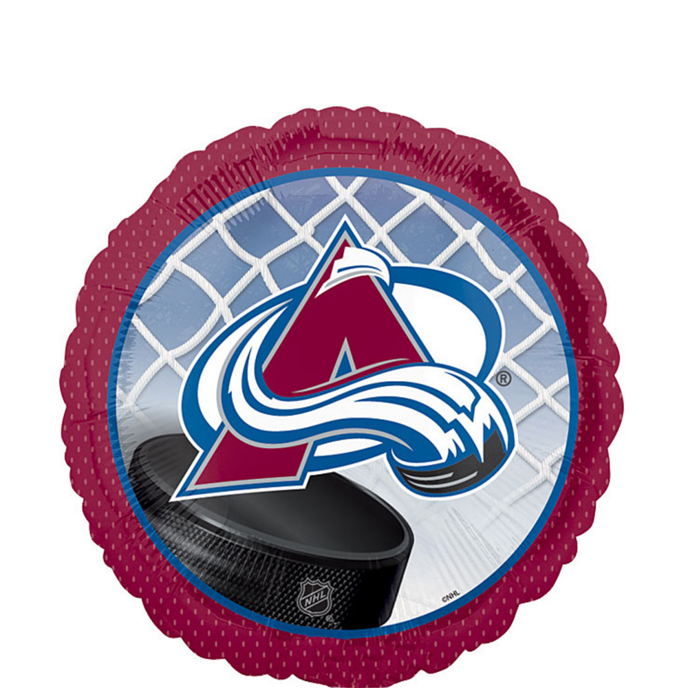 Colorado Avalanche Balloon Image #1