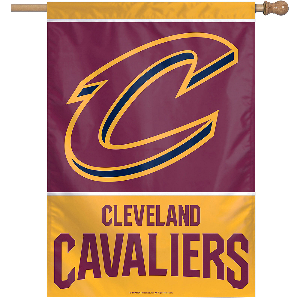 Cleveland Cavaliers Banner Flag Image #1