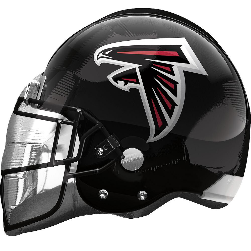 Atlanta Falcons Balloon - Helmet Image #1