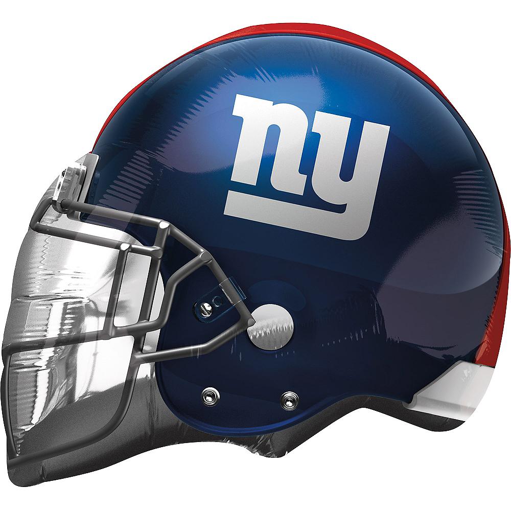 New York Giants Balloon - Helmet Image #1
