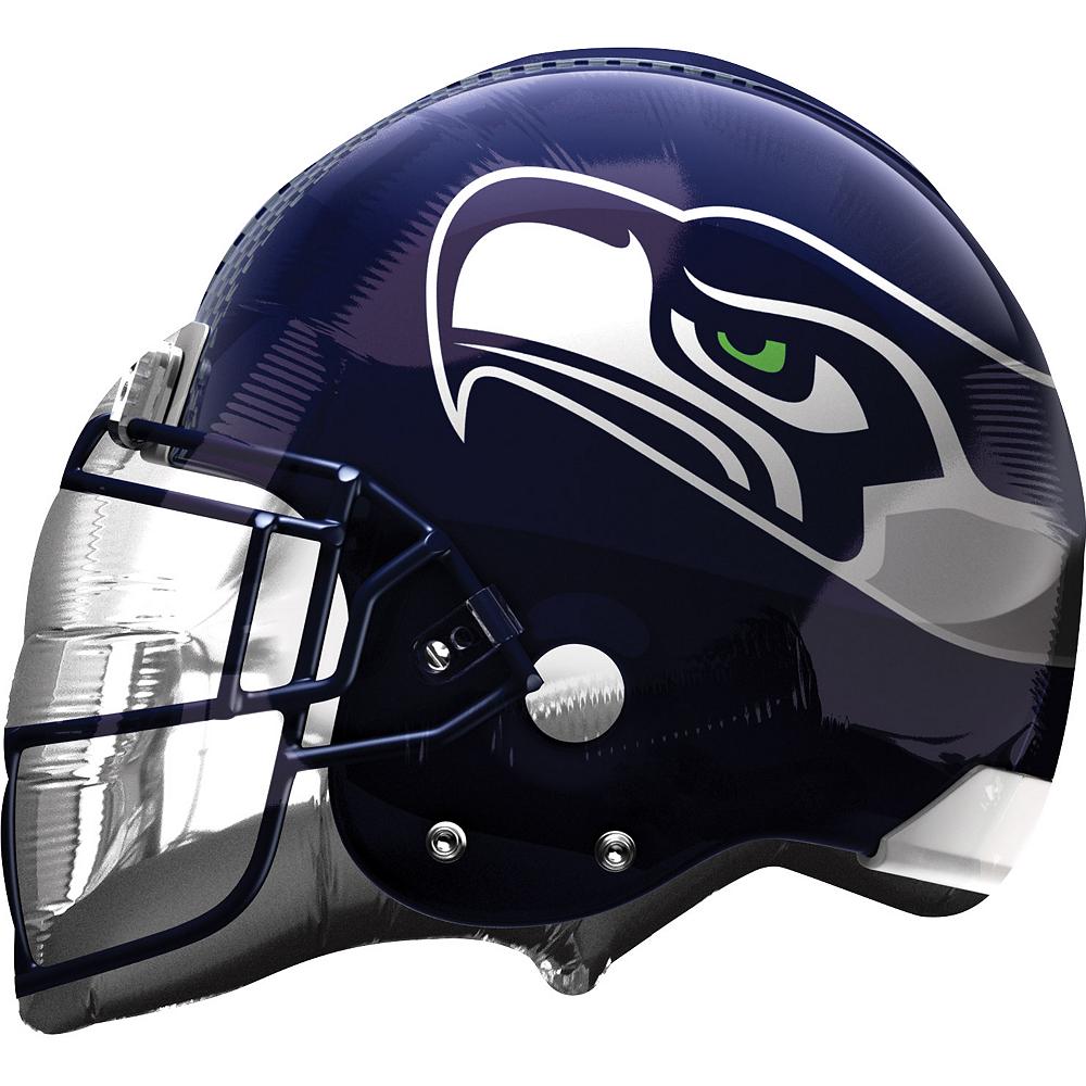 Seattle Seahawks Balloon - Helmet Image #1