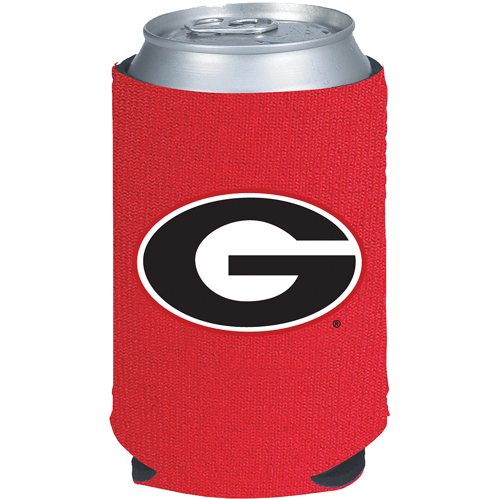 Georgia Bulldogs Can Coozie Image #1