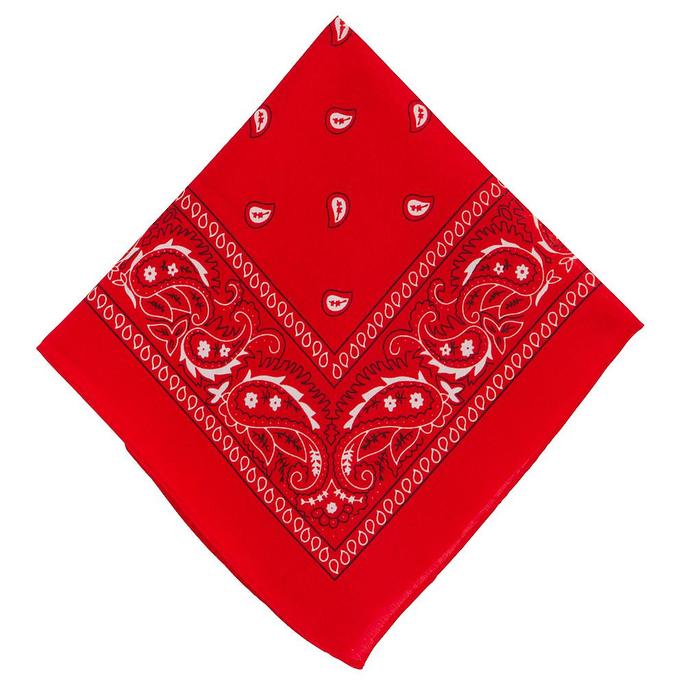Red Bandana Image #1