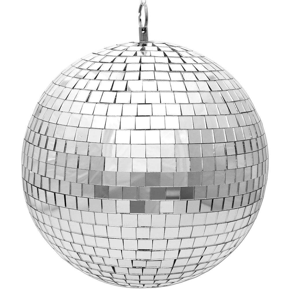 Disco Mirror Ball 8 Inch Disco Ball Party City