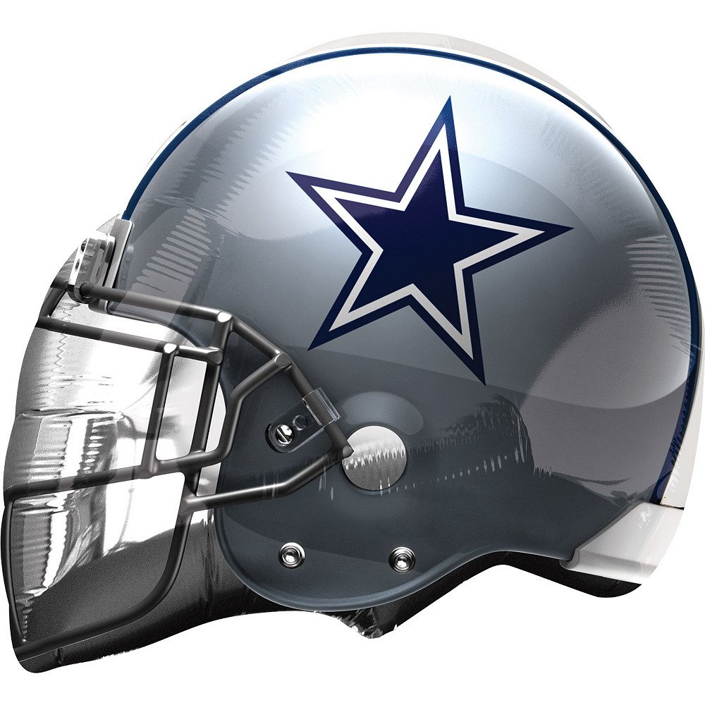 Dallas Cowboys Balloon - Helmet Image #1