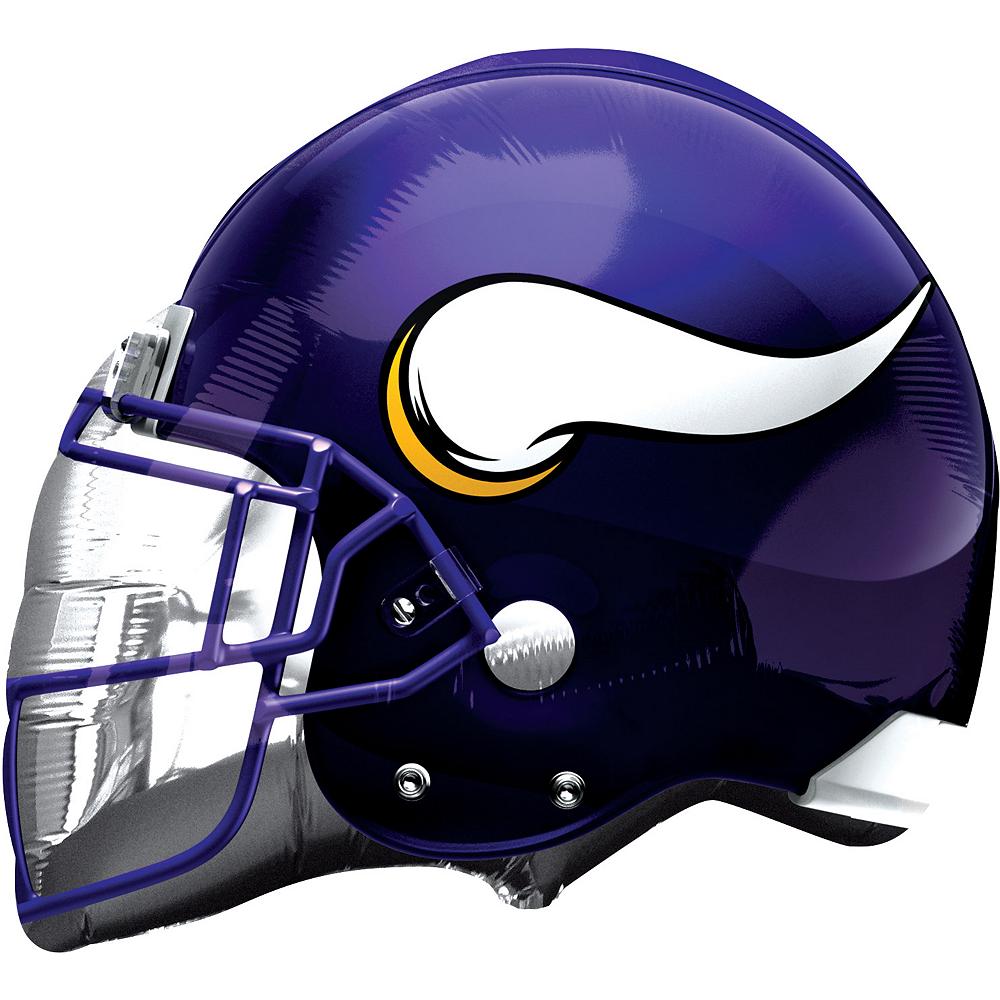 new product 24533 25973 Minnesota Vikings Balloon - Helmet