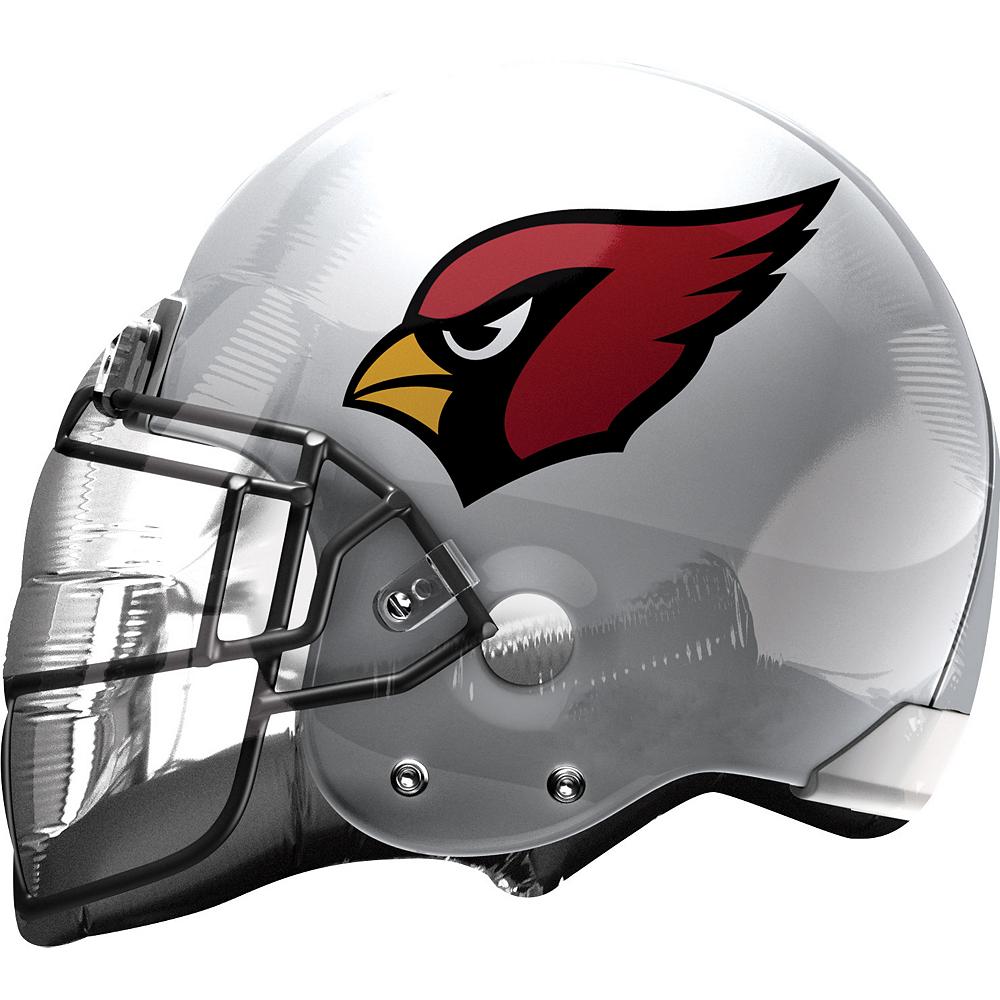Arizona Cardinals Balloon - Helmet Image #1
