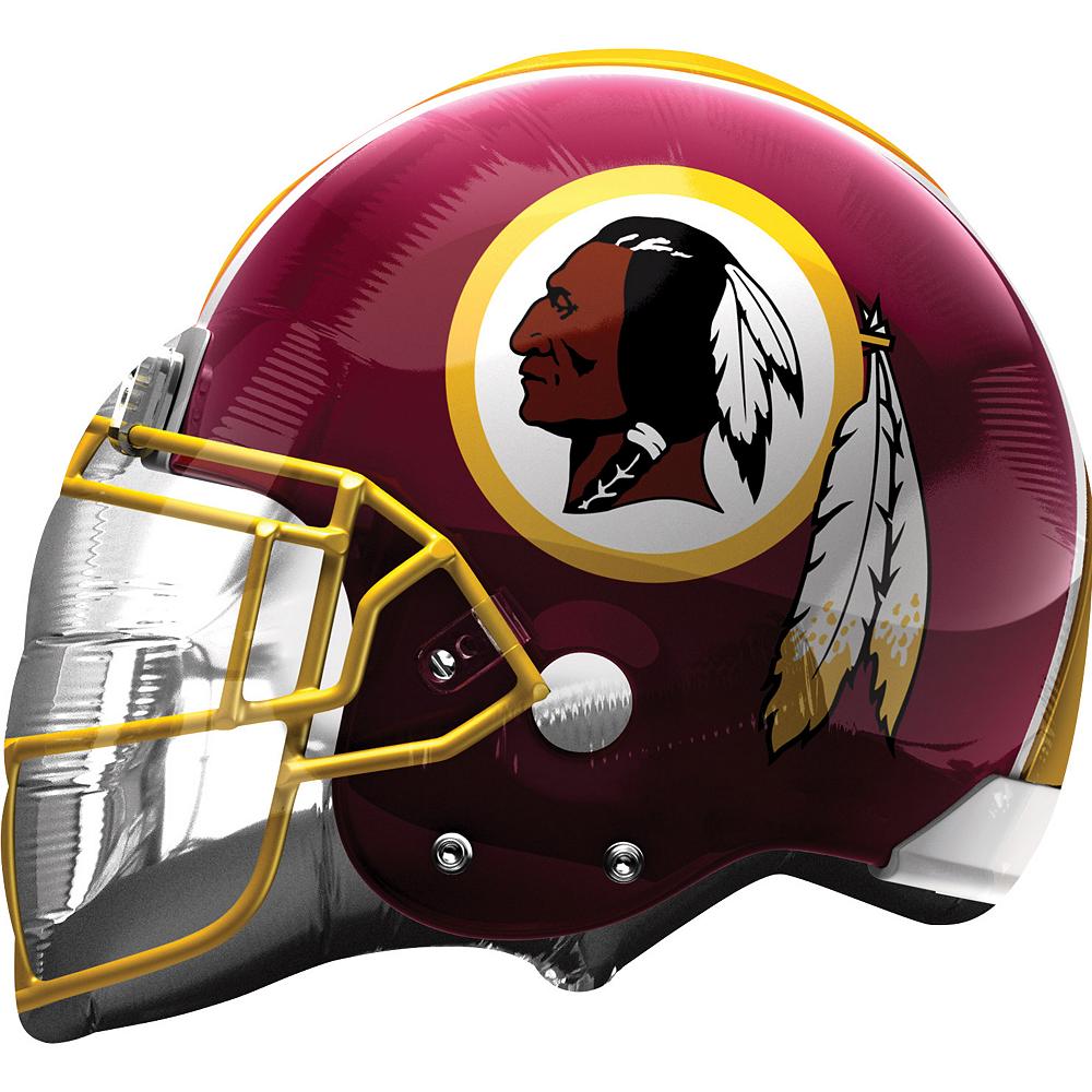 Washington Redskins Balloon - Helmet Image #1