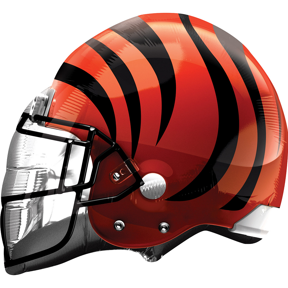 Nav Item for Cincinnati Bengals Balloon - Helmet Image #1