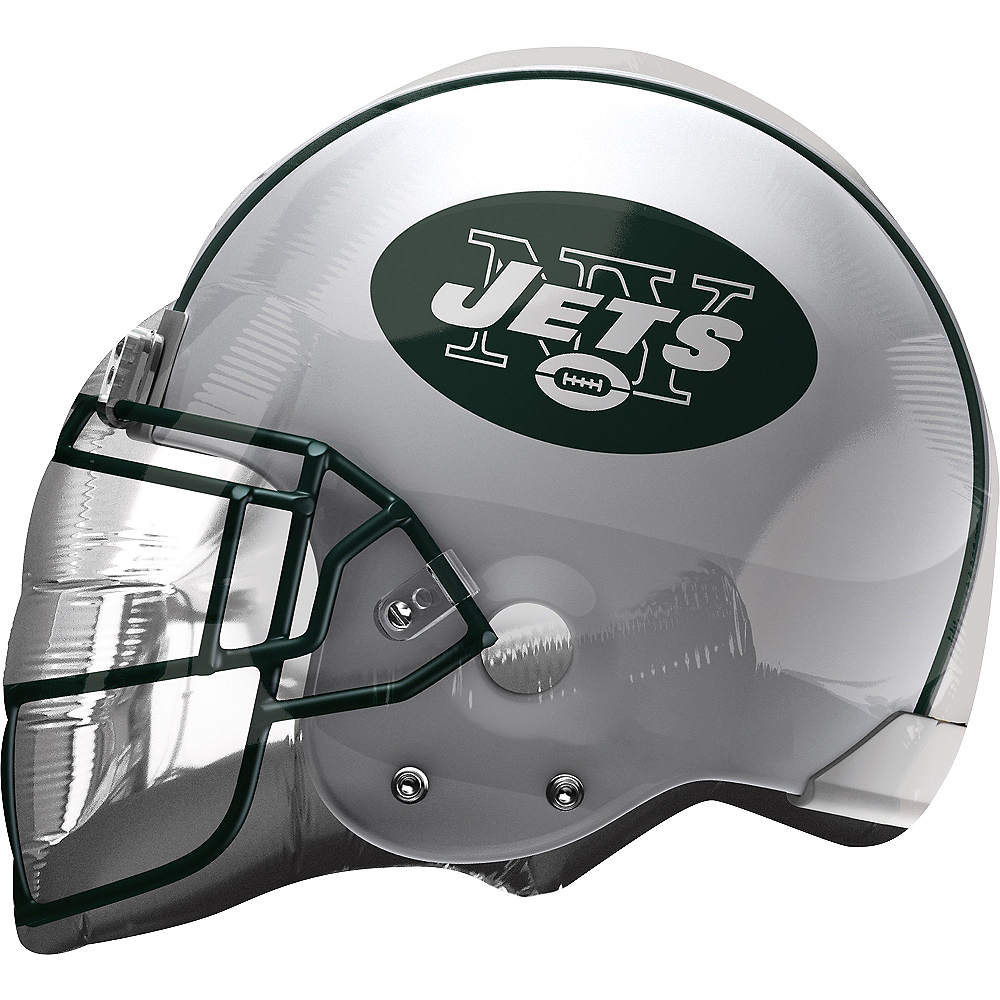 New York Jets Balloon - Helmet Image #1