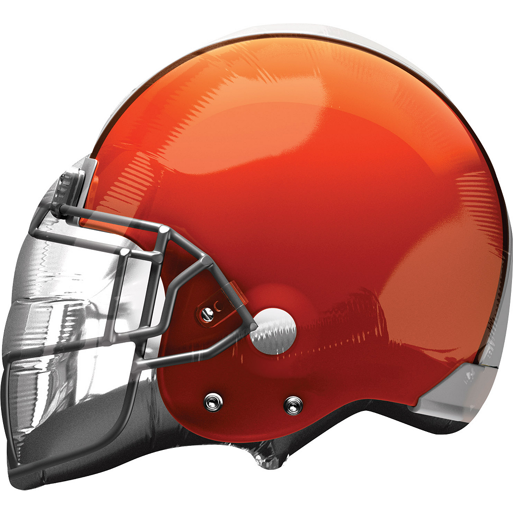 Nav Item for Cleveland Browns Balloon - Helmet Image #1