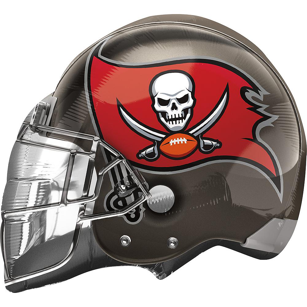 0a3822050 Tampa Bay Buccaneers Balloon 21in x 17in - Helmet