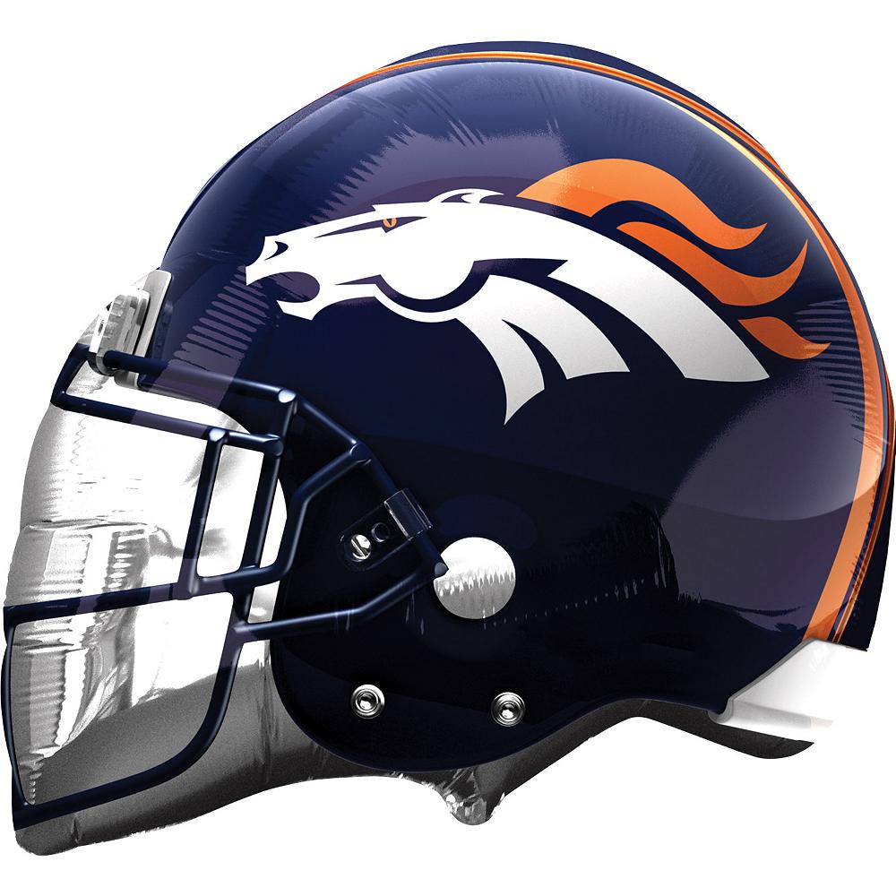 Denver Broncos Balloon - Helmet Image #1
