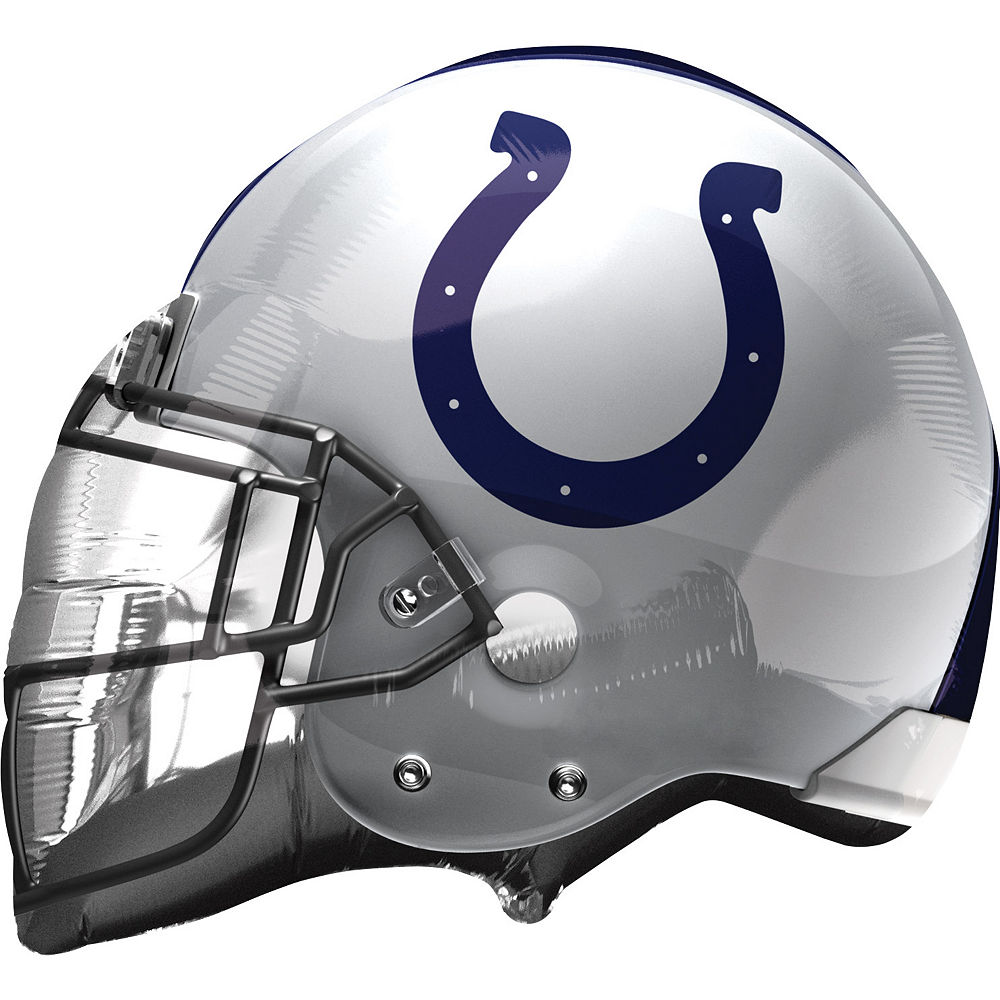 Indianapolis Colts Balloon - Helmet Image #1