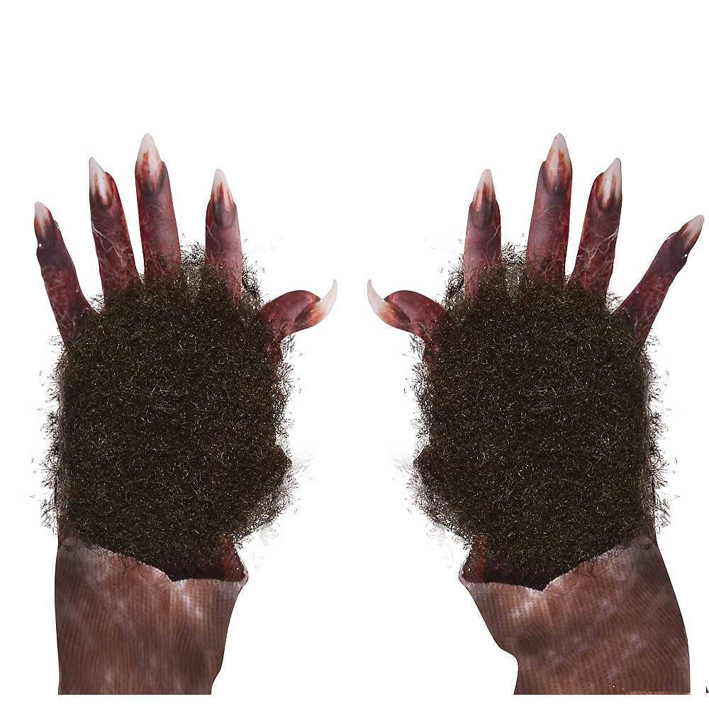 Werewolf Fur Hand Patch Image #1
