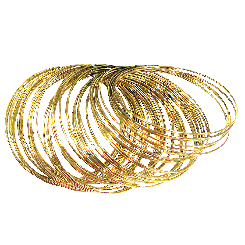 Gold Bangles 50ct Image #1