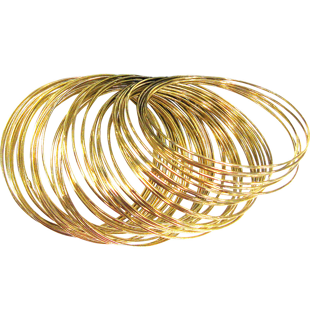 Gold Bangles 50ct Image #2