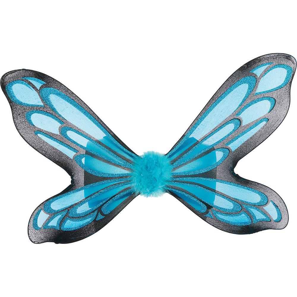 Blue Sparkle Fairy Accessory Kit Image #2