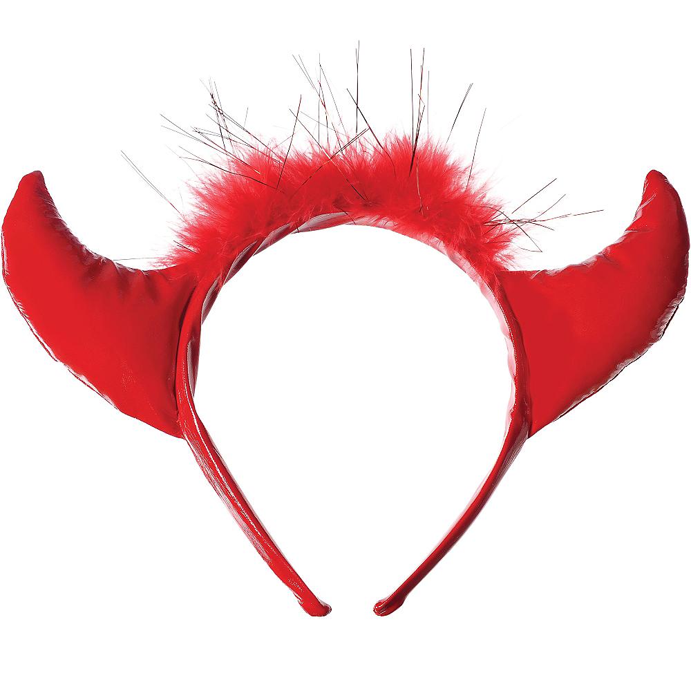 Devil Horns Headband