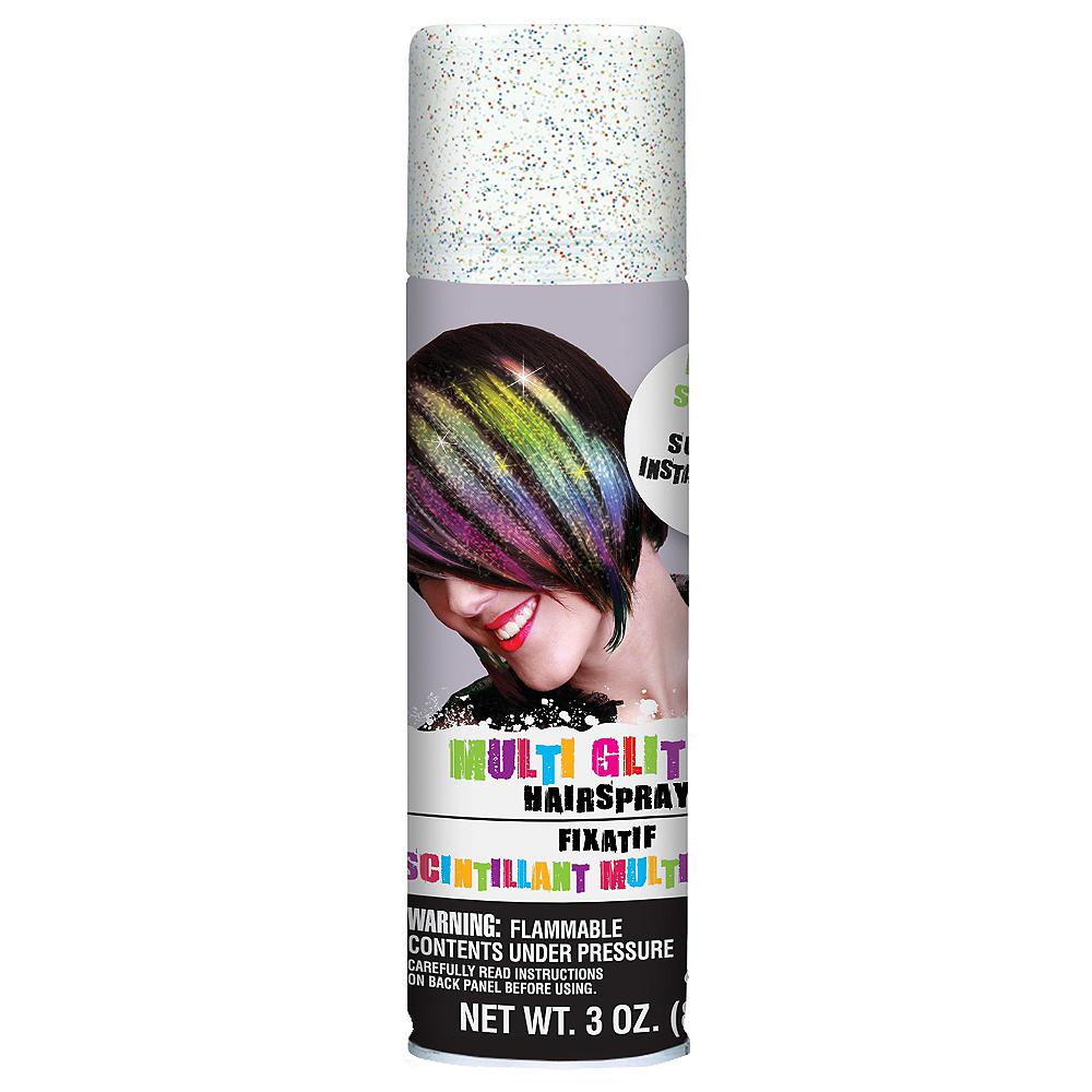 Glitter Rainbow Hair Spray Image #1