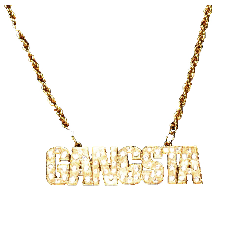 Gangsta Necklace Image  1 18fc841e81