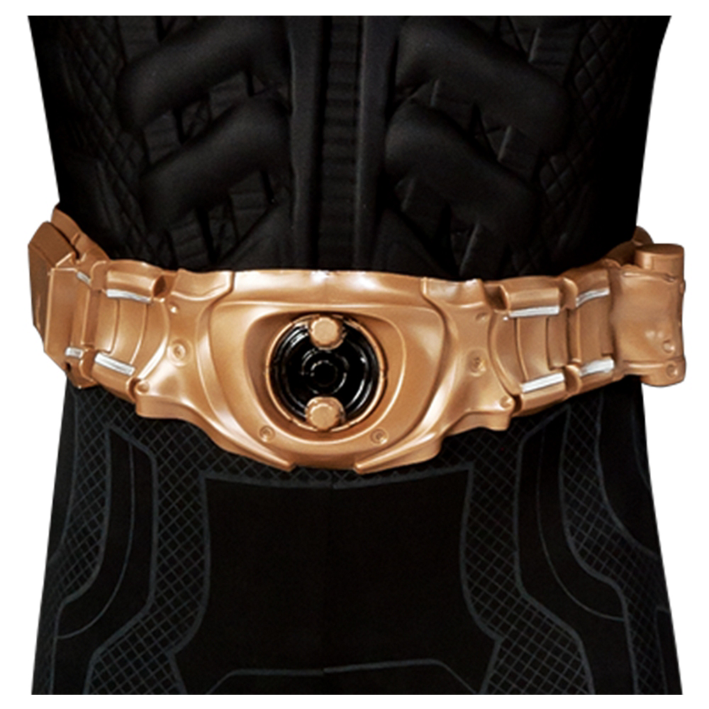 Child Dark Knight Batman Belt Image #1