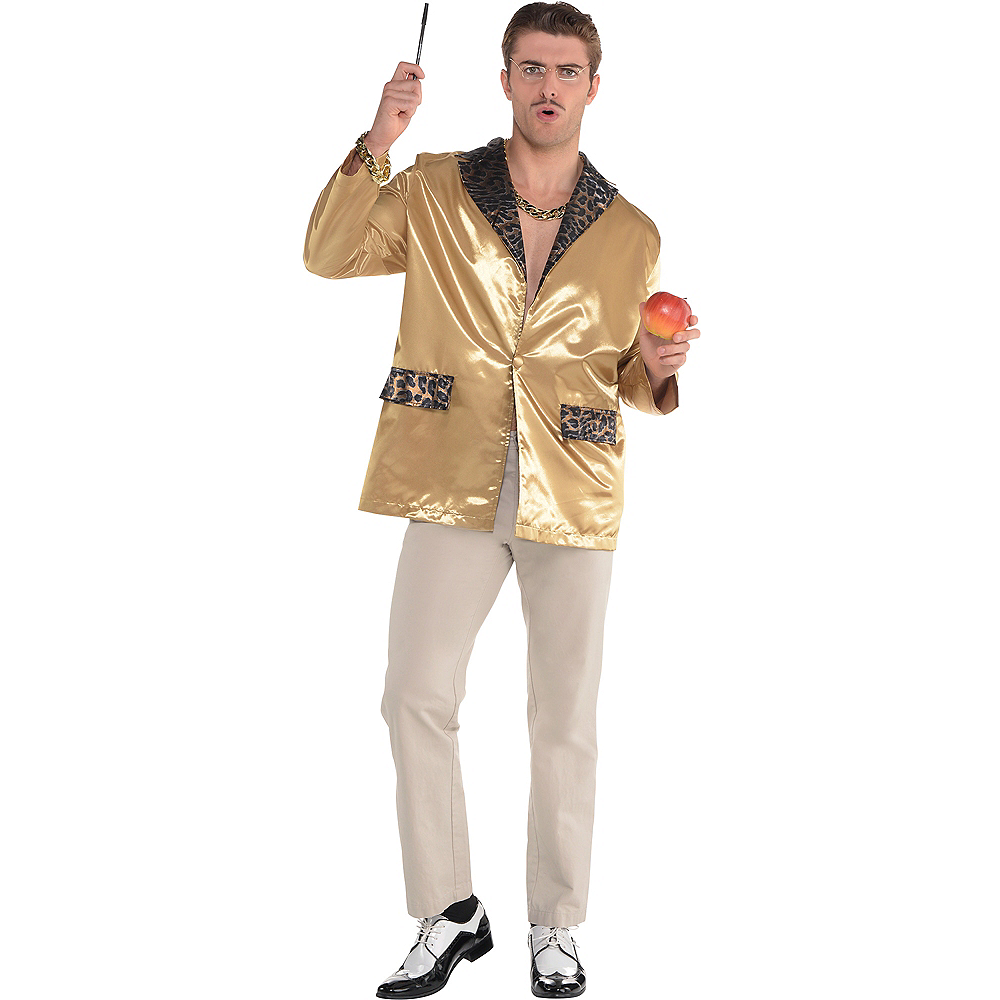 Hustlah Gold Jacket Image #1