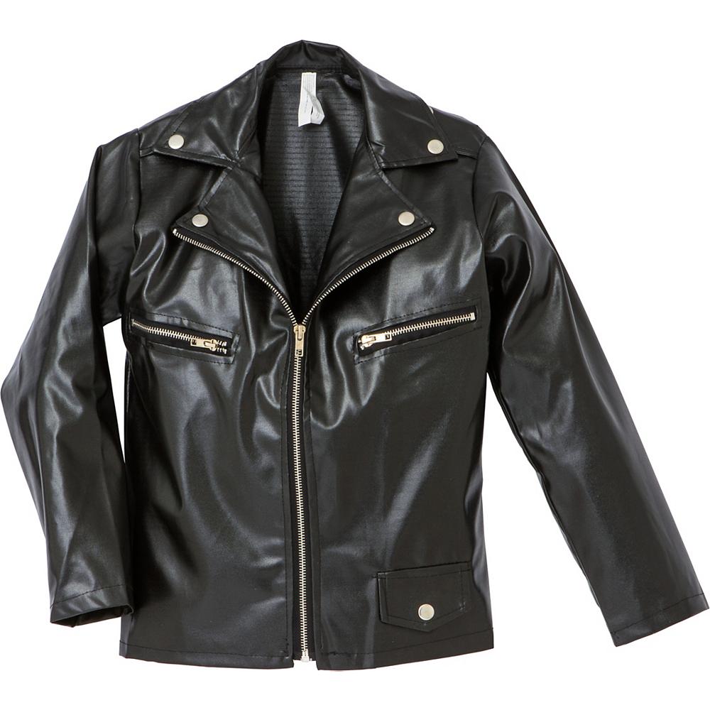 Boys Studded Greaser Jacket Image #2