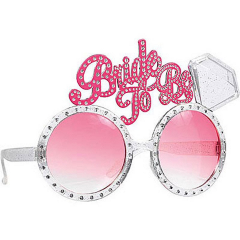 Bride-to-Be Sunglasses 6 1/2in x 4 1/2in   Party City