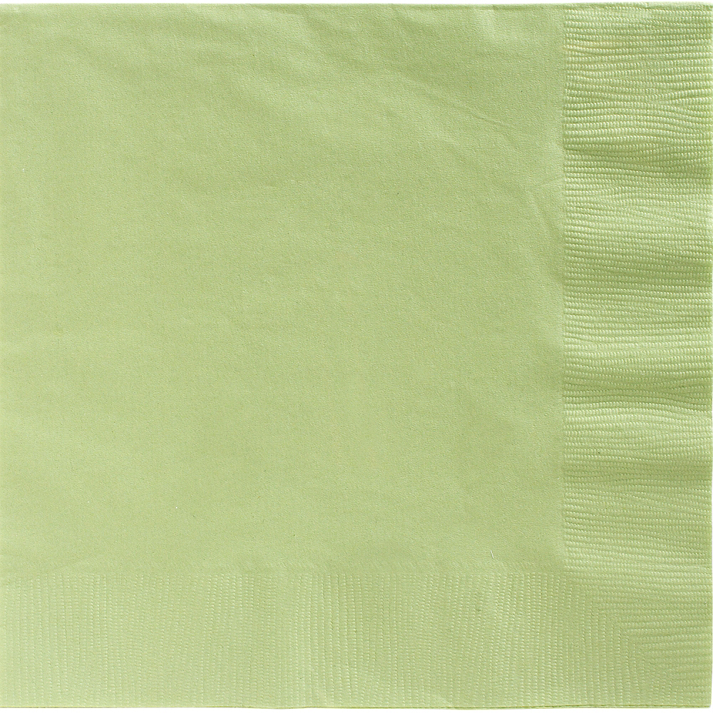 Leaf Green Dinner Napkins 20ct Image #2