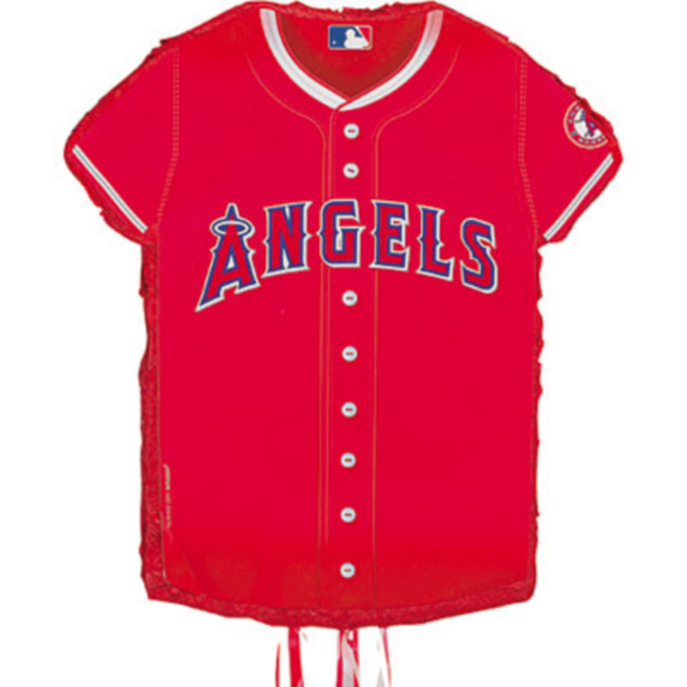 Pull String Los Angeles Angels Pinata Image #1