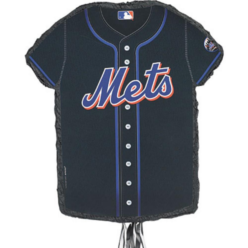 Pull String New York Mets Pinata Image #1