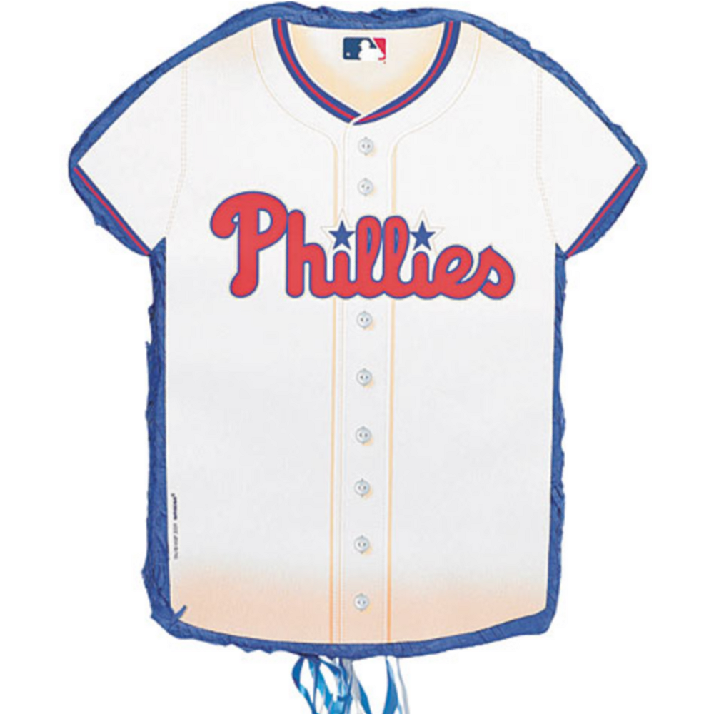 Pull String Philadelphia Phillies Pinata Image #1