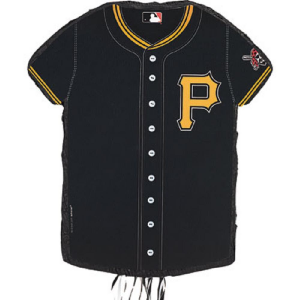 Nav Item for Pull String Pittsburgh Pirates Pinata Image #1
