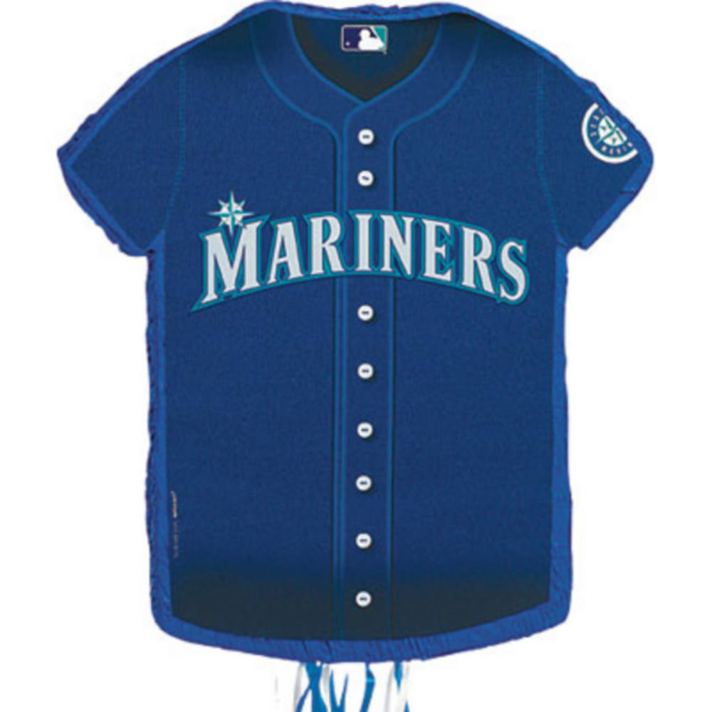 Pull String Seattle Mariners Pinata Image #1
