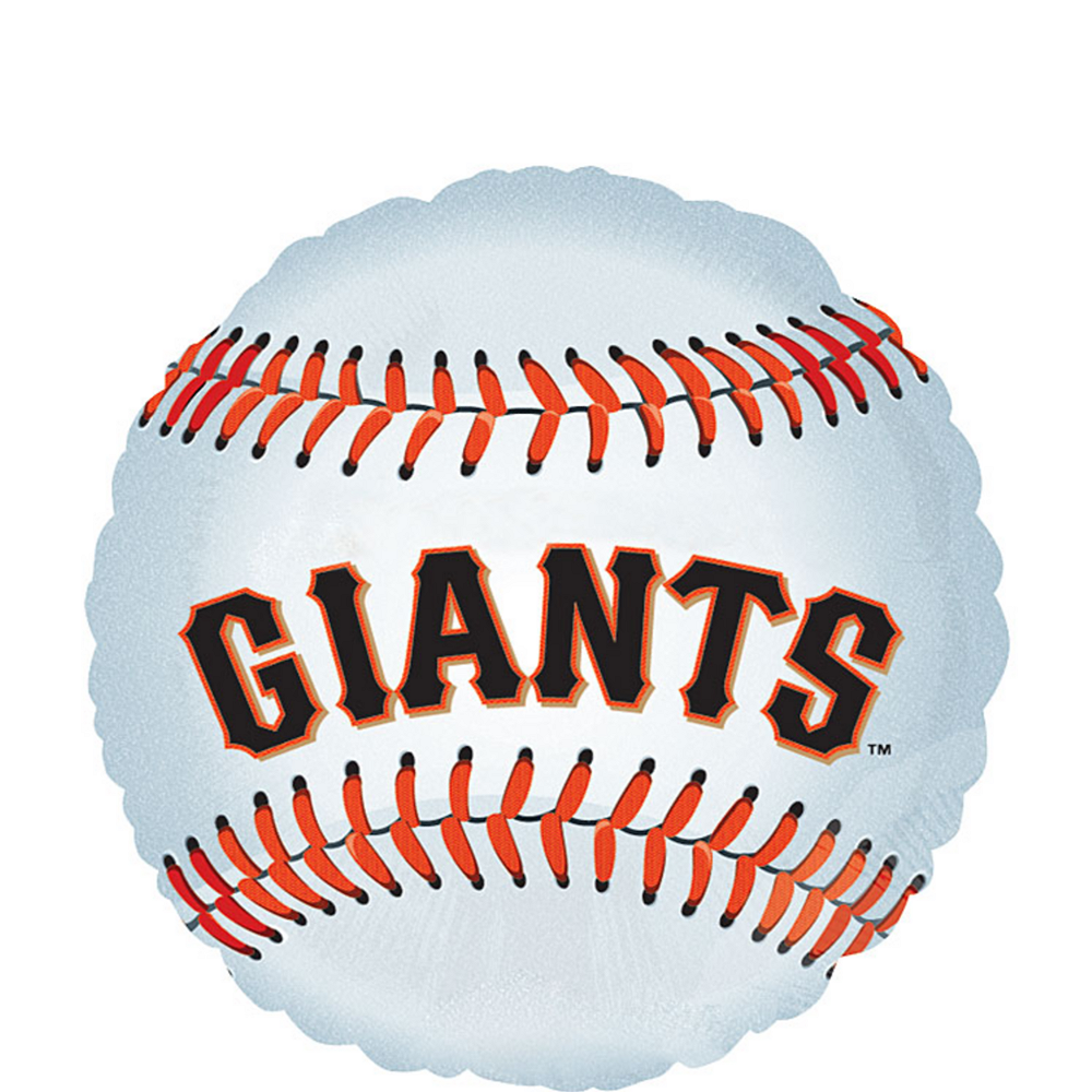 San Francisco Giants Balloon - Baseball Image #1